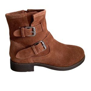 NEW Steve Madden Alick Motorcycle Ankle Booties
